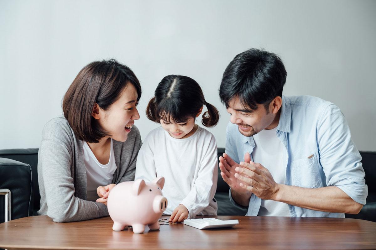 Education financière pour les enfants