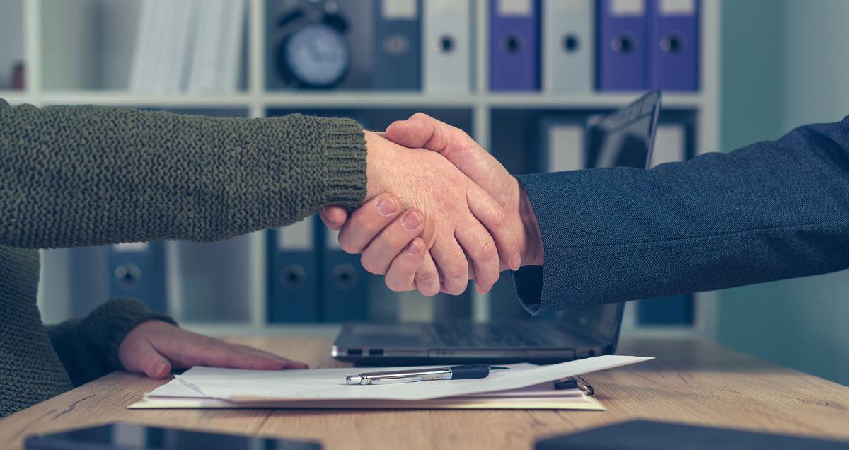 Faire un accord de paiement pour le paiement des dettes